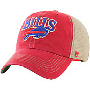 '47 Men's Buffalo Bills Vintage Tuscaloosa Red Adjustable Hat