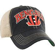 '47 Men's Cincinnati Bengals Vintage Tuscaloosa Black Adjustable Hat