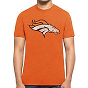 '47 Men's Denver Broncos Knockaround Orange T-Shirt
