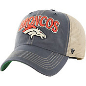 '47 Men's Denver Broncos Vintage Tuscaloosa Navy Adjustable Hat