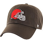 47' Men's Cleveland Browns Clean Up Brown Adjustable Hat