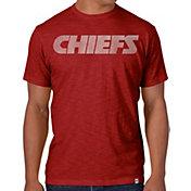 '47 Men's Kansas City Chiefs Scrum Wordmark T-Shirt
