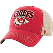 '47 Men's Kansas City Chiefs Vintage Tuscaloosa Red Adjustable Hat