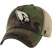 '47 Men's Arizona Cardinals Burnett Adjustable Camouflage Hat