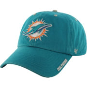 '47 Men's Miami Dolphins Ice Adjustable Aqua Hat