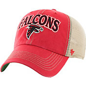 '47 Men's Atlanta Falcons Vintage Tuscaloosa Red Adjustable Hat