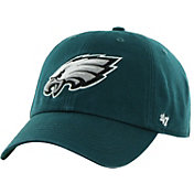 '47 Men's Philadelphia Eagles Franchise Fitted Green Hat
