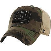 '47 Men's New York Giants Burnett Adjustable Camouflage Hat