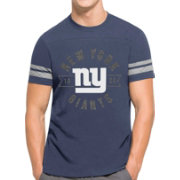 '47 Men's New York Giants Downfield Blue T-Shirt