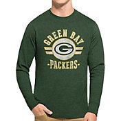 '47 Men's Green Bay Packers Club Long Sleeve Shirt