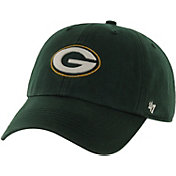 '47 Men's Green Bay Packers Franchise Fitted Green Hat