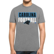 '47 Men's Carolina Panthers Club Grey T-Shirt