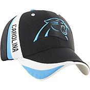 '47 Men's Carolina Panthers Neutral Zone Adjustable Black Hat