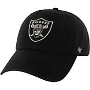 '47 Men's Oakland Raiders Franchise Fitted Black Hat