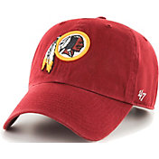 '47 Men's Washington Redskins Clean Up Adjustable Hat