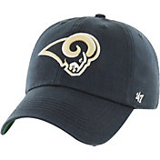 '47 Men's Los Angeles Rams Franchise Navy Fitted Hat