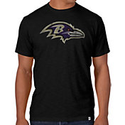 '47 Men's Baltimore Ravens Scrum Logo T-Shirt