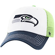 '47 Men's Seattle Seahawks McKinley Stretch-Fit Hat