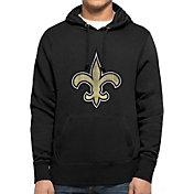 '47 Men's New Orleans Saints MVP Headline Pullover Black Hoodie
