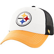 '47 Men's Pittsburgh Steelers McKinley Stretch-Fit Hat