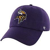 '47 Men's Minnesota Vikings Franchise Fitted Purple Hat