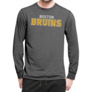 '47 Men's Boston Bruins Cadence Long Sleeve T-Shirt