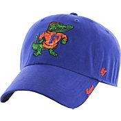 '47 Women's Florida Gators  Sparkle Clean-Up Adjustable Hat