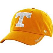 '47 Women's Tennessee Volunteers Clean Up Sparkle Tennessee Orange Adjustable Hat