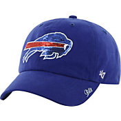 '47 Women's Buffalo Bills Sparkle Adjustable Blue Hat