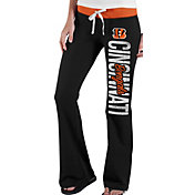 '47 Women's Cincinnati Bengals Power Stretch Black Pants