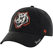 '47 Women's Cincinnati Bengals Sparkle Adjustable Black Hat