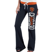 '47 Women's Chicago Bears Power Stretch Navy Pants