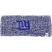 '47 Women's New York Giants Prima Blue Headband