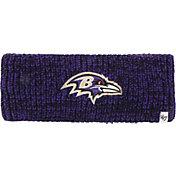 '47 Women's Baltimore Ravens Prima Black Headband
