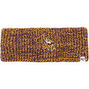 '47 Women's Minnesota Vikings Prima Purple Headband