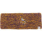'47 Women's Minnesota Vikings Prima Purple Headband