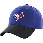 47 Toddler Toronto Blue Jays Short Stack MVP Black/Royal Adjustable Hat