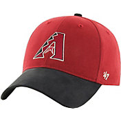 47 Toddler Arizona Diamondbacks Short Stack MVP Black/Red Adjustable Hat