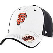 '47 Youth San Francisco Giants Revolution MVP White/Black Adjustable Hat