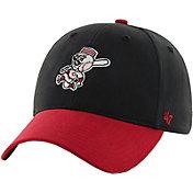 47 Toddler Cincinnati Reds Short Stack MVP Red/Black Adjustable Hat