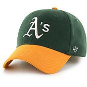 '47 Youth Oakland Athletics Basic Green Adjustable Hat