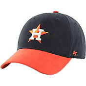 47 Toddler Houston Astros Short Stack MVP Orange/Navy Adjustable Hat