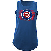 5th & Ocean Women's Chicago Cubs Royal Tank