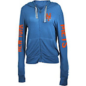 5th & Ocean Women's New York Mets Royal Full-Zip Hoodie