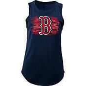 5th & Ocean Women's Boston Red Sox Navy Tank