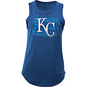 5th & Ocean Women's Kansas City Royals Royal Tank