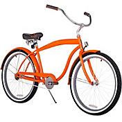 sixthreezero Men's Mammoth Single Speed Beach Cruiser Bike