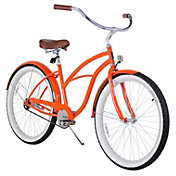 sixthreezero Women's Dreamcycle Woman Single Speed Beach Cruiser Bike