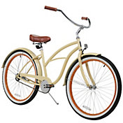 sixthreezero Women's Scholar Single Speed Beach Cruiser Bike
