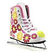 American Athletic Shoe Girls' Little Rocket Double Runner Recreational Skates